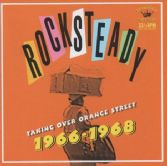 Various - Rocksteady: Taking Over Orange Street 1966-1968 (Kingston Sounds) CD
